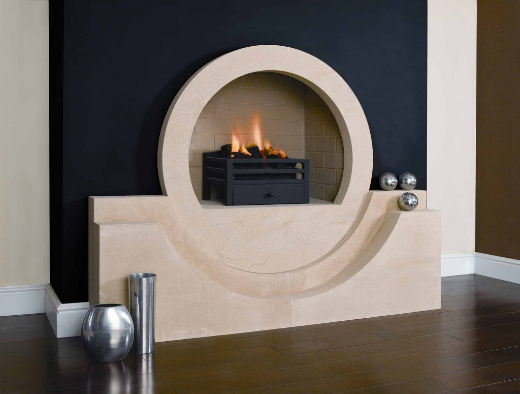 Halo Fireplace