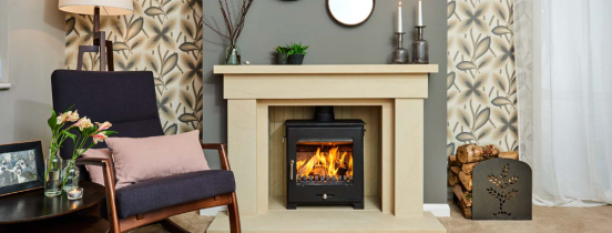 Devon Fireplace