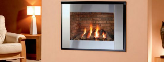 In Built Electric Fire