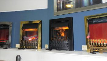 Selection of Electric Fires