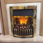 How do electric fires work?