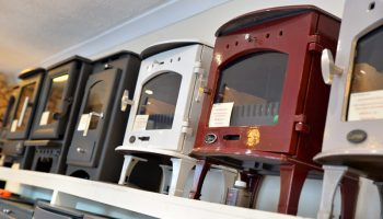 Selection of Stoves