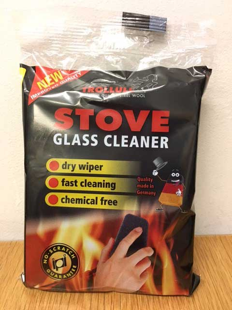 Glass Cleaning Sponge