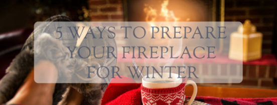 5 Winter Fireplace Tips