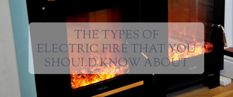 The types of electric fire you should know about